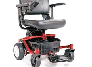 The Golden LiteRider PTC is a electric wheel chair