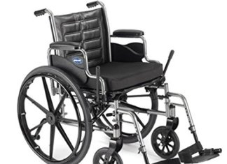 Invacare LightWeight Tracer EX2 Wheelchair
