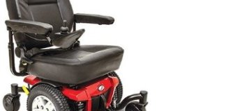 The Pride Mobility Jazzy 600 ES Products Corp