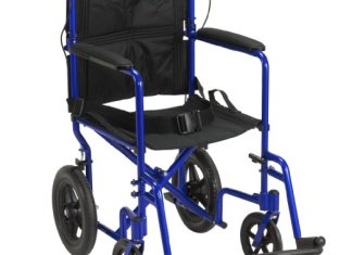 Drive Medical Lightweight is the perfect wheelchair for my wife