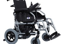 vHeartway Escape DX Foldable Power WheelChair