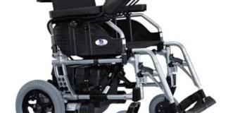 vHeartway Escape DX Foldable Power WheelChair
