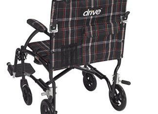 Drive Medical Fly Lite Ultra Lightweight Transport chair