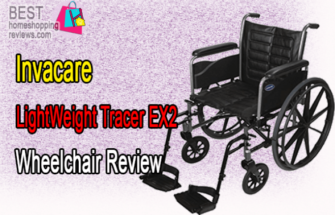 Invacare LightWeight Tracer EX2 Wheelchair review