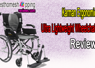 Karman Ergonomic Ultra Lightweight Wheelchair Review