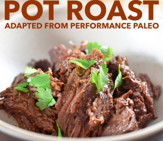 PRESSURE COOKER BEEF MOCHA-RUBBED POT ROAST