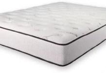 DreamFoam Bedding 10 Inch Ultimate Dreams Latex Mattress