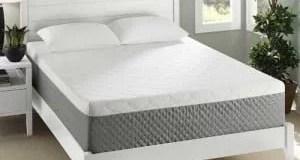Sleep Innovations Taylor 12-Inch Gel Memory Foam Mattress Review