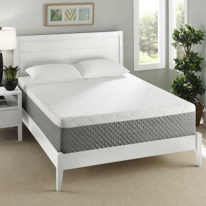 Sleep Innovations Taylor 12-Inch Gel Memory Foam Mattress Review