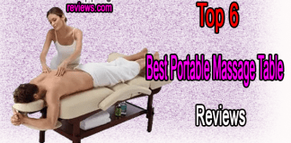 Top 6 Best Portable Massage Table Reviews