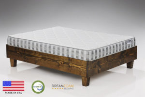 Ultimate Dreams Crazy Quilt with 7-Inch TriZone Mattress Review