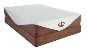 DynastyMattress 10-inch CoolBreeze Gel Memory Foam Mattress Review