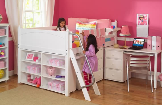 The Top 10 Loft Beds For Kids Amp Adults Reviews Bestter