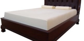 DynastyMattress 8-Inch Queen Firm Memory Foam Mattress Review