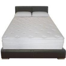 Sleep Master 13-Inch Deluxe Euro Box Top Pocketed Spring Mattress Review