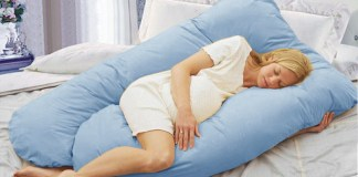 Best Pregnancy Pillow For Mums