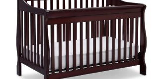 Delta Children Canton 4-in-1 Convertible Crib Review