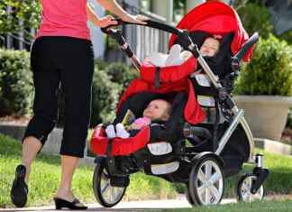 Best Double Strollers For Baby of 2017