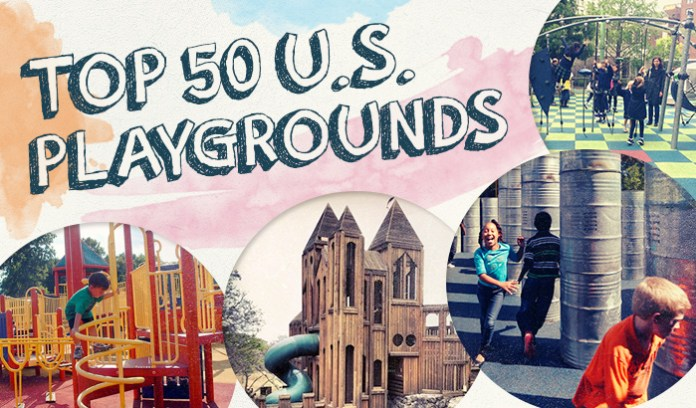 Best Playgrounds in AmericaBest Playgrounds in America