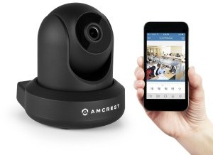 Amcrest Pro HD 1080P Wifi Wireless IP/Network Video Baby Monitor Review