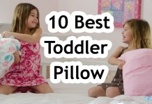 Best Toddler Pillow
