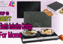 Top 10 Best Electric Induction Cooktop For Moms