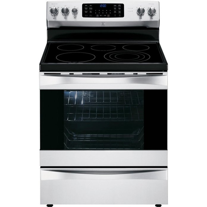 top 6 best electric range cooker for your kitchen in 2018 - bestter