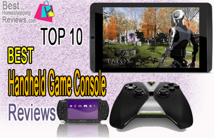 Top 10 Best Handheld Game Console Reviews