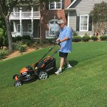 Best Electric Lawn Mower 2018 By YARD FORCE 22""