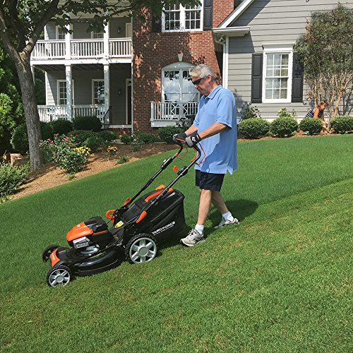 """Best Electric Lawn Mower 2018 By YARD FORCE 22"""""""