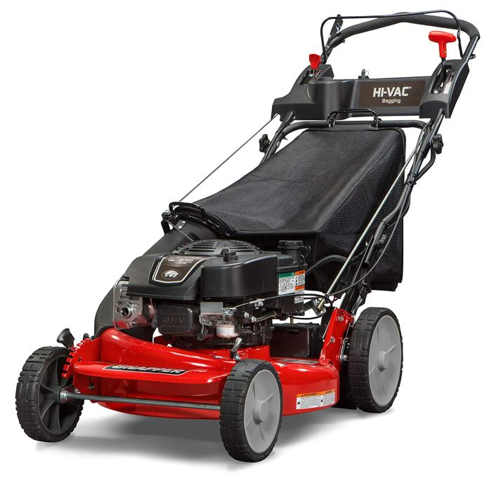 Best Gas Lawn Mower 2018 By Snapper P2185020E / 7800982 HI VAC