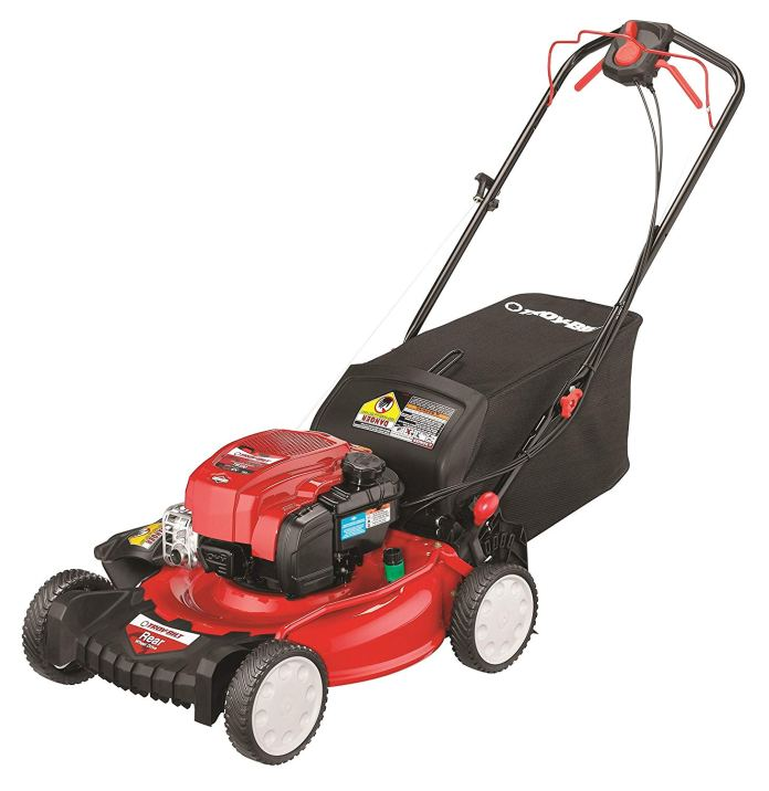 Best Gas Lawn Mower 2018 By Troy-Bilt TB330