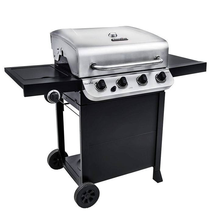 Best Propane Gas Grills 2018 By Char-Broil Performance 475