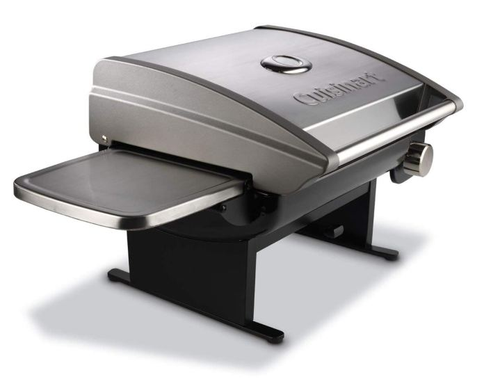 Best Propane Gas Grills 2018 By Cuisinart CGG-200