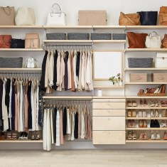 Amazing Closet Room Design Ideas For The Beauty Of Your Storage14
