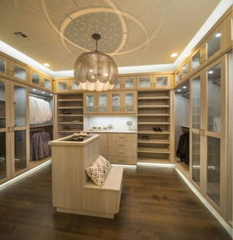 Amazing Closet Room Design Ideas For The Beauty Of Your Storage24