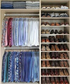 Amazing Closet Room Design Ideas For The Beauty Of Your Storage29