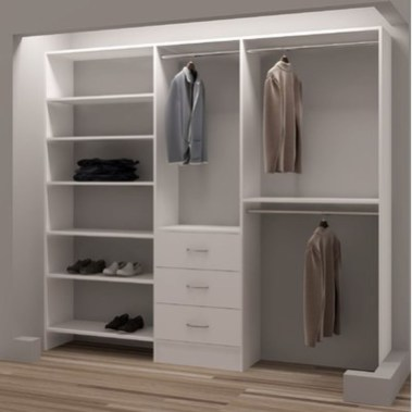 Amazing Closet Room Design Ideas For The Beauty Of Your Storage31