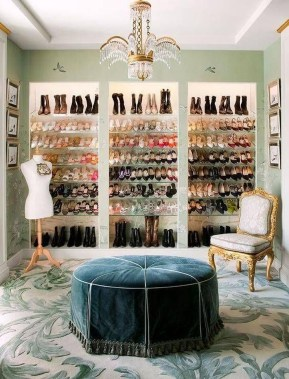 Amazing Closet Room Design Ideas For The Beauty Of Your Storage32
