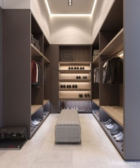 Amazing Closet Room Design Ideas For The Beauty Of Your Storage45