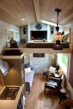 Attractive Simple Tiny House Decorations To Inspire You33
