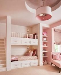 Attractive Teenage Bedroom Decorating Ideas For Comfort In Their Activities25