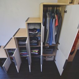 Awesome Bedroom Storage Ideas For Small Spaces21