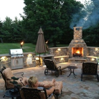Awesome Outdoor Patio Decorating Ideas35