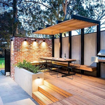 Awesome Outdoor Patio Decorating Ideas40