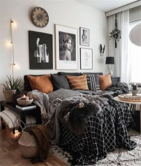 Beautiful Boho Rustic And Cozy Bedrooms07