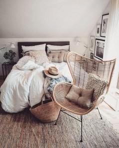 Beautiful Boho Rustic And Cozy Bedrooms13