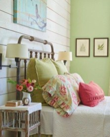 Beautiful Boho Rustic And Cozy Bedrooms15