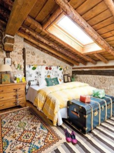 Beautiful Boho Rustic And Cozy Bedrooms20