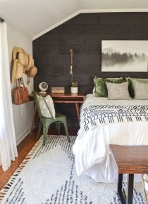 Beautiful Boho Rustic And Cozy Bedrooms21